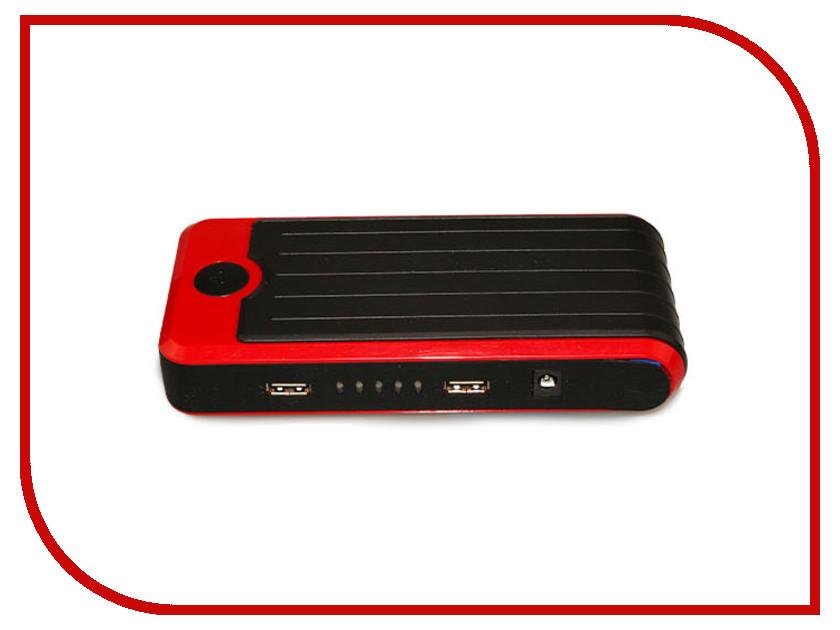Зарядное устройство для автомобильных аккумуляторов HOUDE 10000 mAh HDDY05R Red