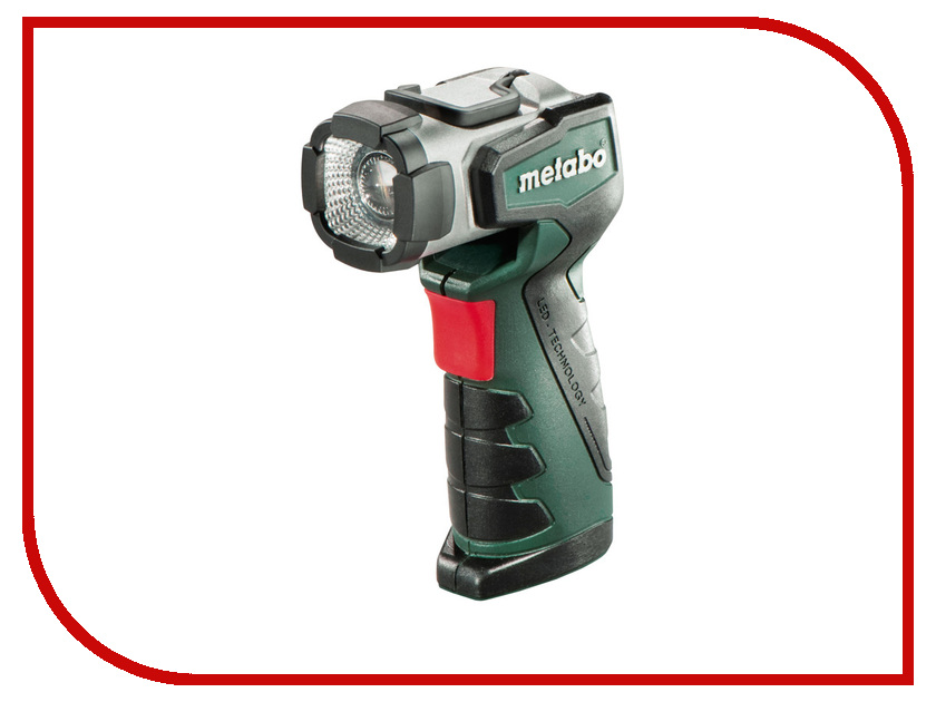 Фонарь Metabo PowerMaxx ULA LED 600367000