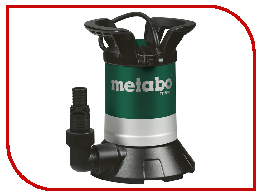 Насос Metabo TP 6600 0250660000
