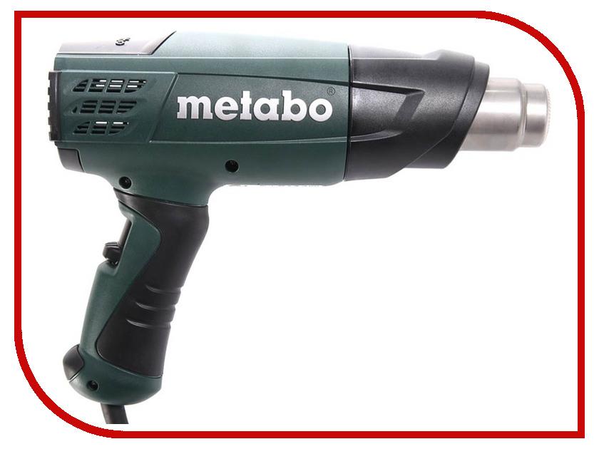 601650500  Термопистолет Metabo H 16-500 Case 601650500