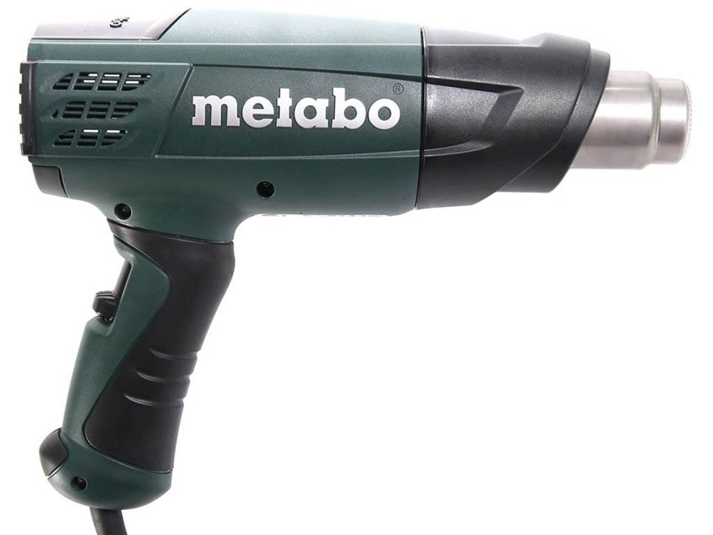 цена на Термопистолет Metabo H 16-500 Case 601650500