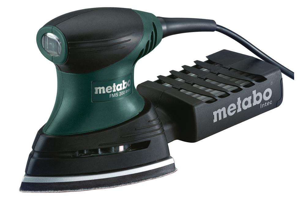 Шлифовальная машина Metabo FMS 200 Intec 100x147mm 600065500 стоимость