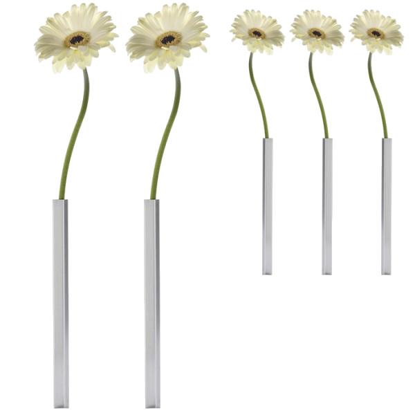 Гаджет Peleg Design Magnetic Vase Silver PE543 - набор ваз<br>