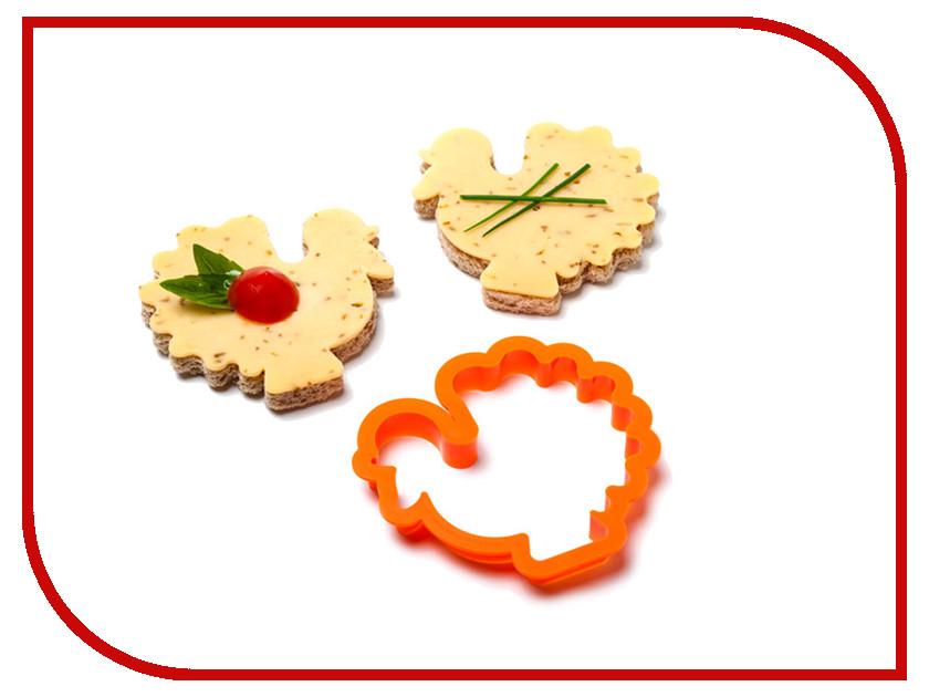 Кухонная принадлежность Peleg Design Party Animals Индейка - форма для бутербродов PE320<br>