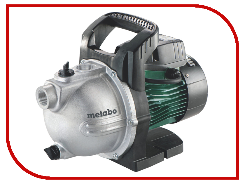 Насос Metabo P 4000 G 1100Вт 600964000<br>
