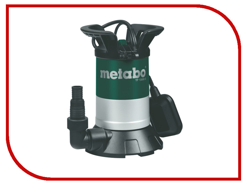 Насос Metabo TP 13000 S 550Вт 0251300000<br>