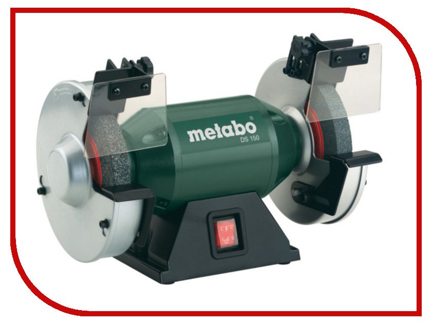 Электроточило Metabo DS 150 619150000<br>