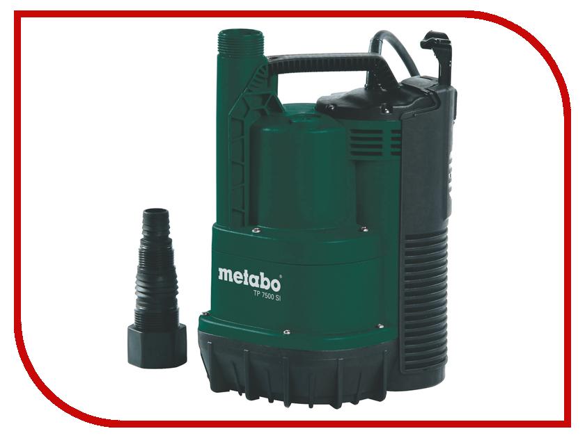Насос Metabo TP 7500 SI 0250750013
