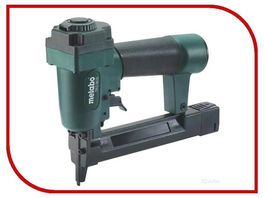 Пневмоинструмент Metabo DKG 90/25 13-25mm 90+ES 601565500 - скобозабиваеть
