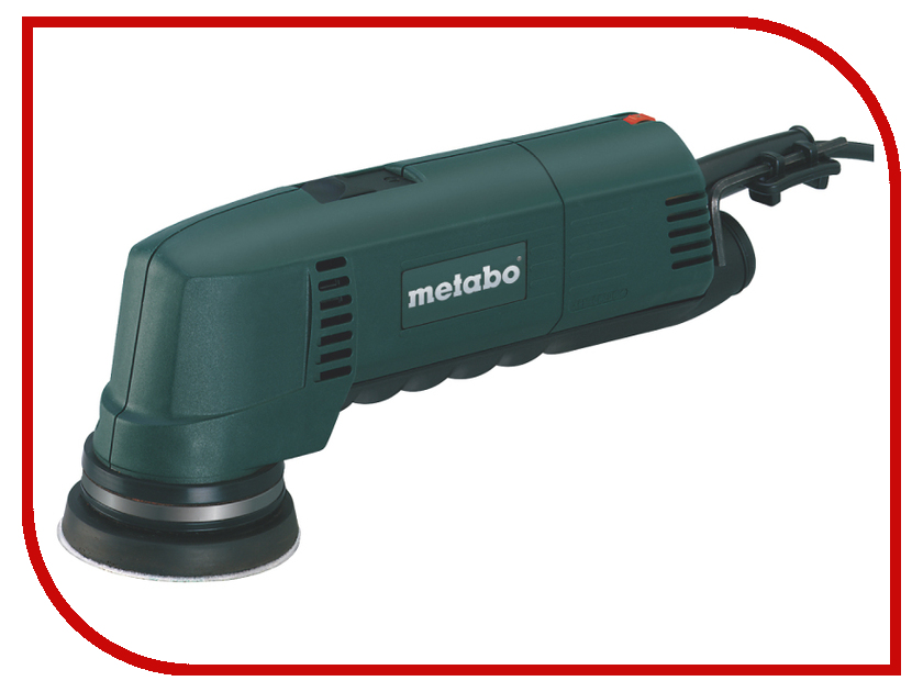 Шлифовальная машина Metabo SXE 400 600405000<br>