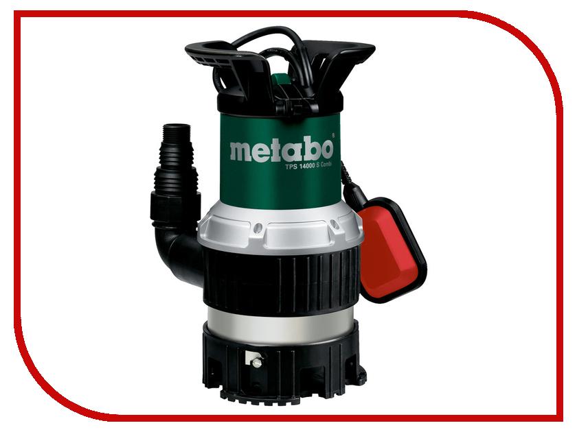 Насос Metabo TPS 14000 S Combi 770Вт 0251400000