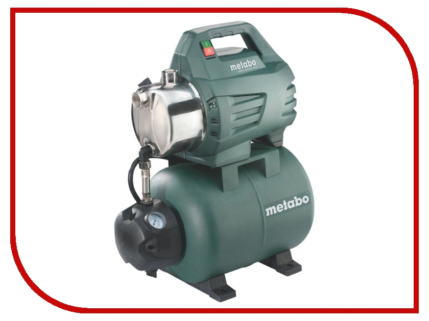 Насосная станция Metabo HWW 3500/25 Inox 900Вт 600969000 yanmar parts the water pump thermostat type with reference 4tne88