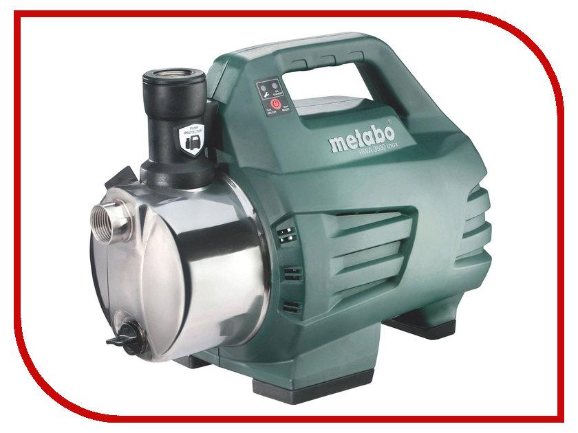 Насос Metabo HWA3500Inox 1100Вт 600978000<br>
