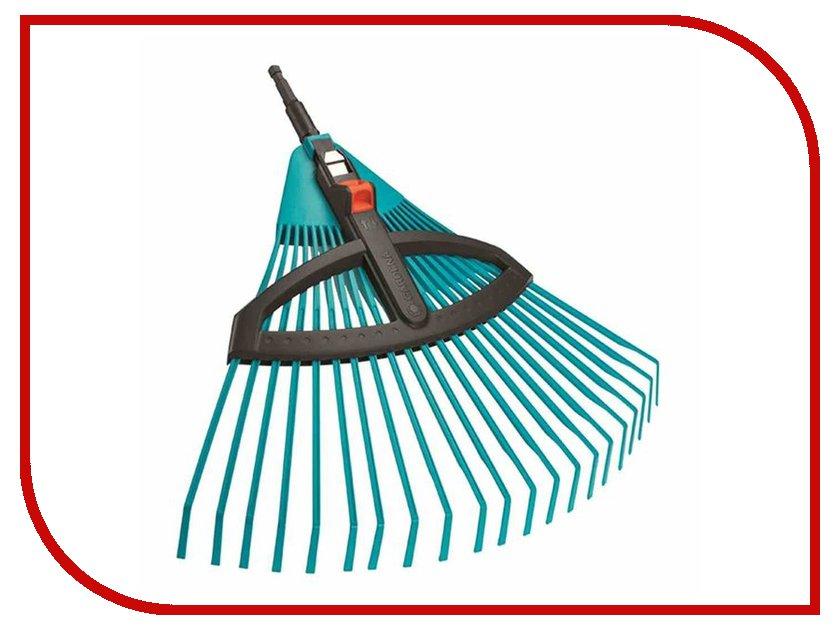 Аксессуар GARDENA 03099-20.000.00 - грабли пластиковые регулируемые<br>