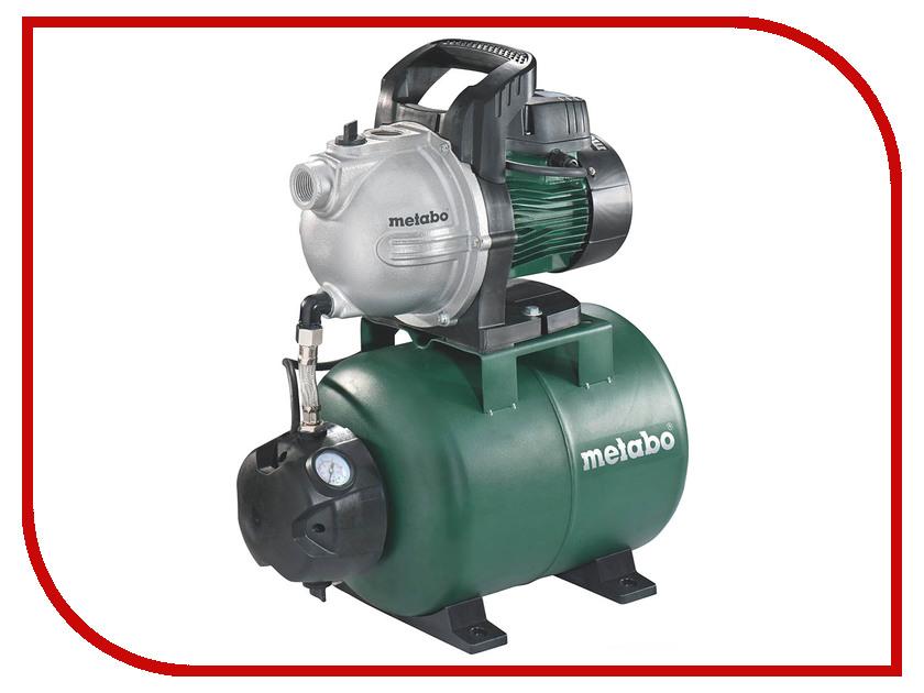 Насосная станция Metabo HWW4000/25G 1100Вт 600971000