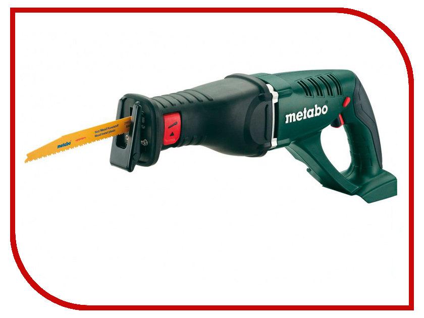 Пила Metabo ASE 18 LTX 602269850