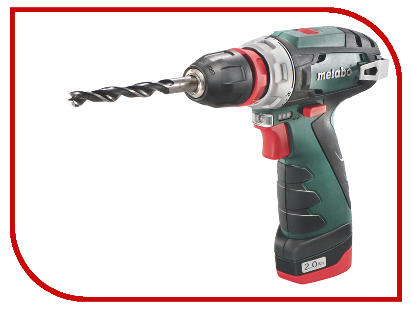 Электроинструмент Metabo PowerMaxx BS Quick Pro 10.8В 600157500 powermaxx ssd