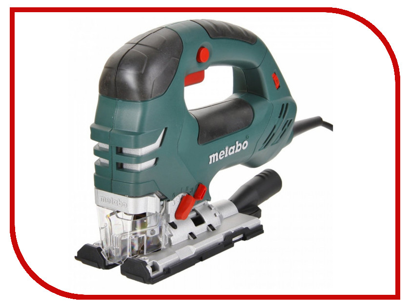 Лобзик Metabo STEB 140 PLUS 750Вт Quick 601404500