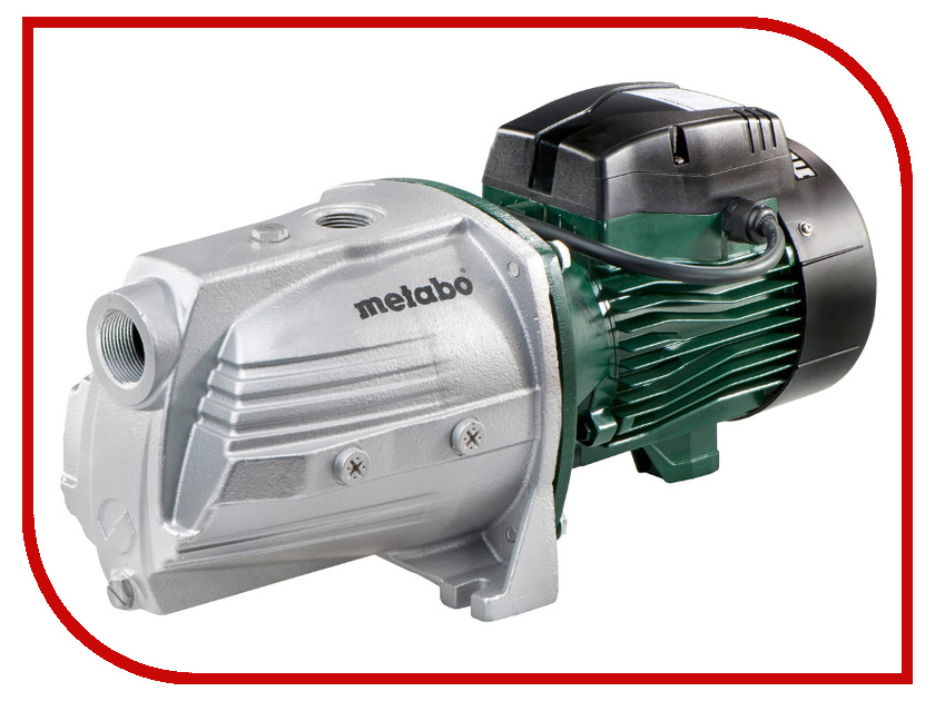 Насос Metabo P 9000 G 1900Вт 600967000<br>