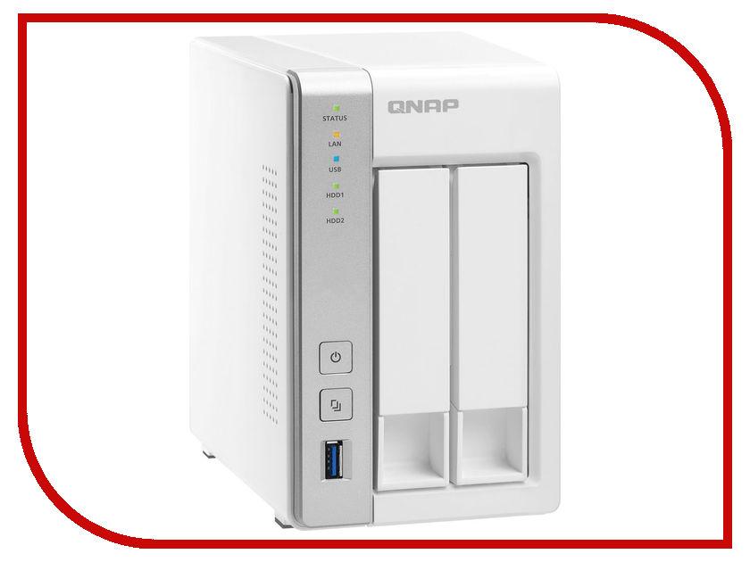 Сетевое хранилище QNAP TS-231<br>