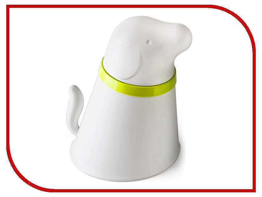 Поилка Миска контейнер Qualy Pupp QL10092-WH qualy