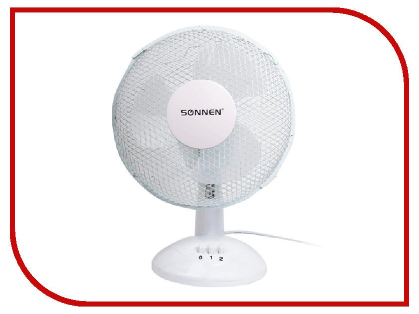 Вентилятор Sonnen TF-25W-23 White-Grey 451038