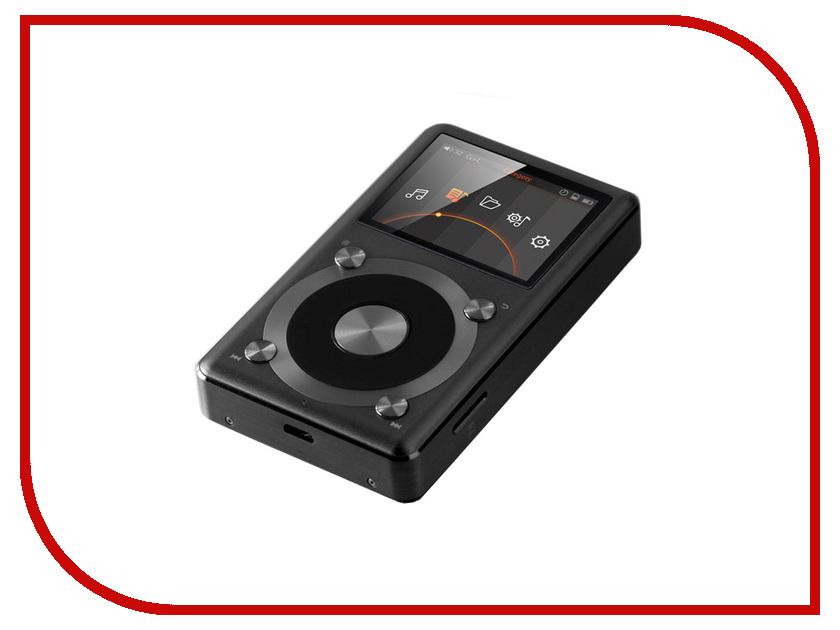 Плеер Fiio X3 II Black
