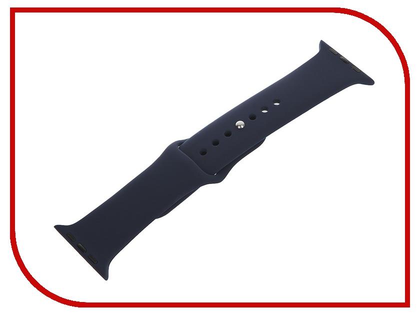 Аксессуар Ремешок Apexto AP-Wristband для iWatch Navy AP-WristbandiWatch-NV<br>
