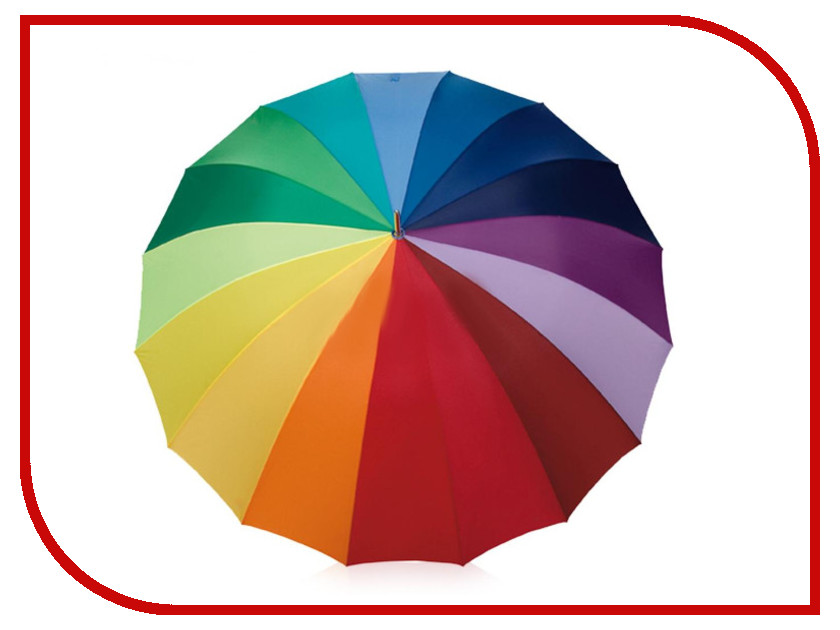 Зонт Doppler 71530 R Радуга doppler doppler 74660fgp yellow