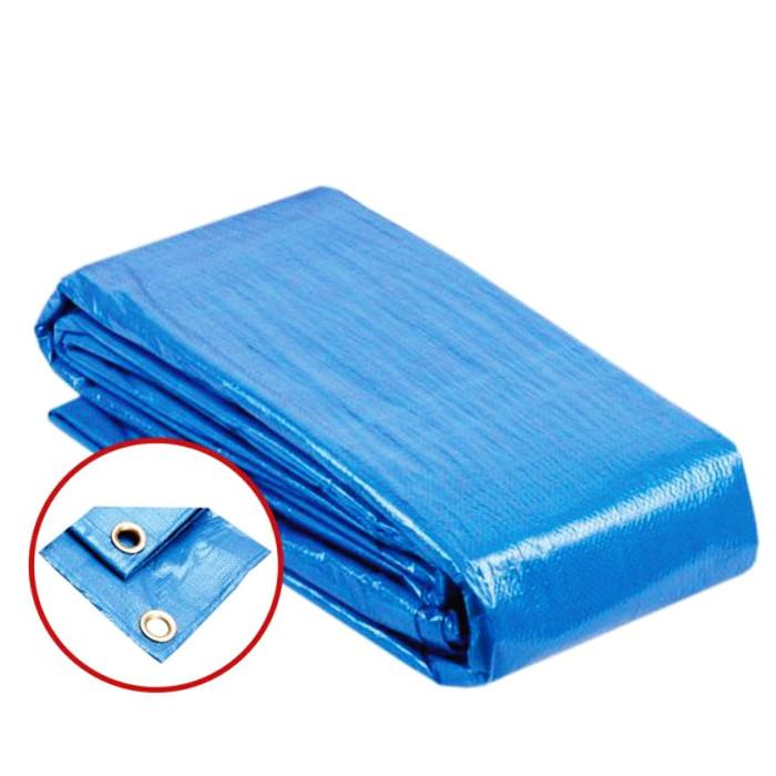 Тент Helios Универсальный 4x6m Blue 120149 цена