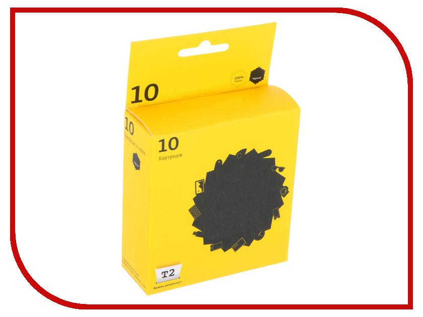 Картридж T2 C4844A для HP 2000c/Business InkJet 1200/2200/2600/2800/3000/Pro K850 картридж hp inkjet cartridge 10 black c4844a