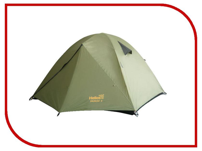 Палатка Helios BREEZE 3 HS-2370-3<br>