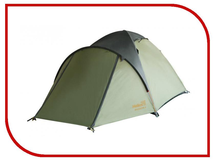 Палатка Helios MUSSON-3 HS-2366-3