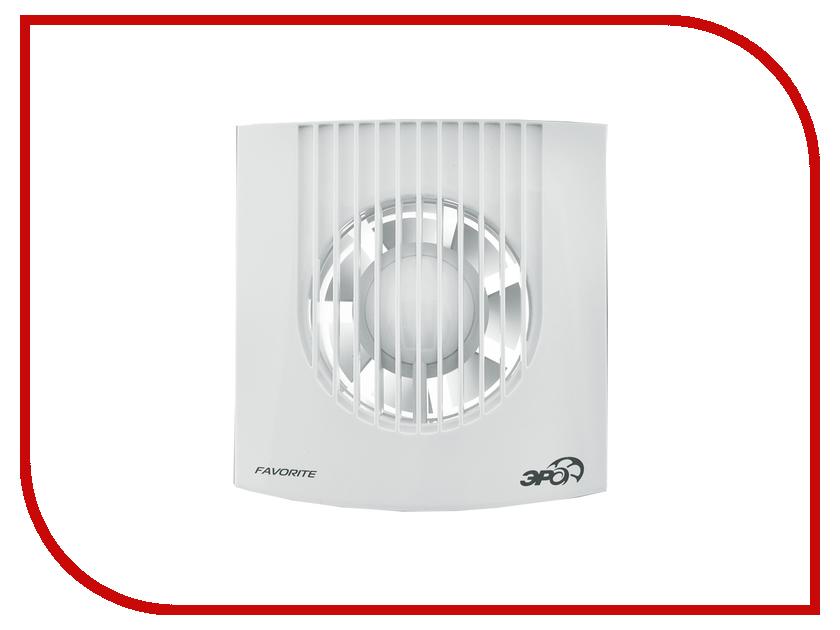 Вытяжной вентилятор Эра Favorite 5C