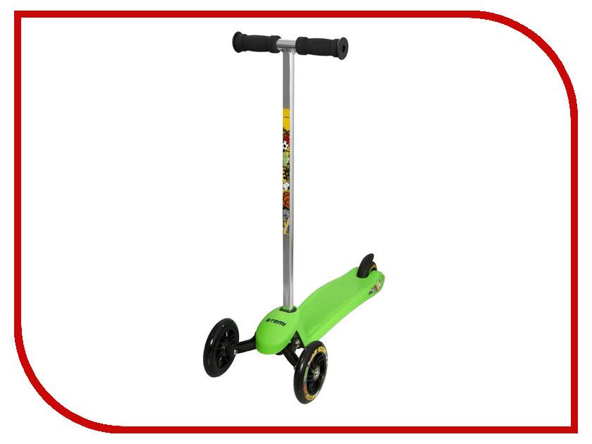 Самокат Atemi ASTR16-3 Green atemi 305