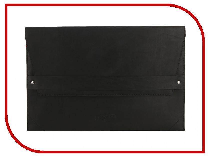 Аксессуар Чехол 13.0-inch Tanners Tesla для APPLE MacBook Air / Pro Retina Black TLN-M13BK