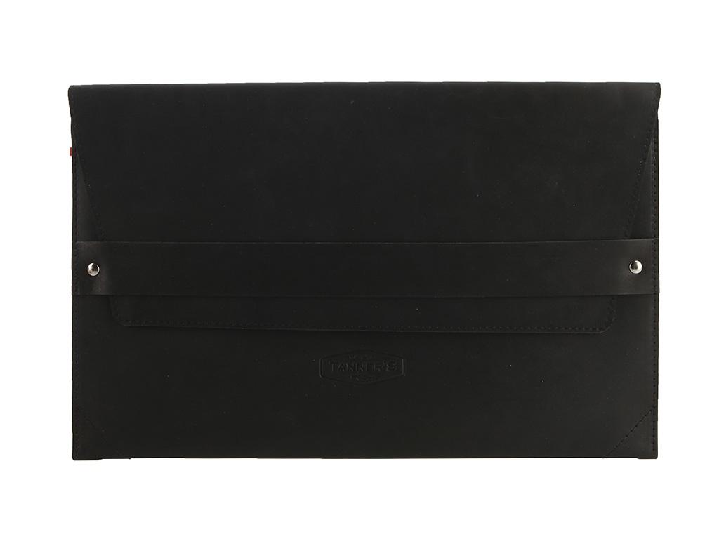 Аксессуар Чехол 11.0-inch Tanners Tesla для APPLE MacBook Air Black все цены