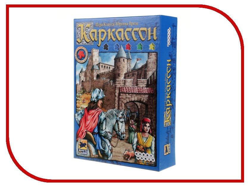 Настольная игра Hobby World Каркассон. Средневековье 1111 hobby world фотолео