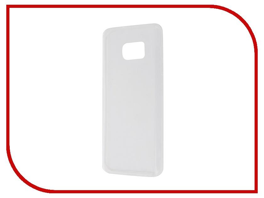 Аксессуар Чехол-накладка Samsung Galaxy S7 SM-G930F Krutoff Transparent 11727<br>