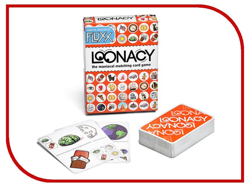 Настольная игра Hobby World Loonacy 1339 настольная игра метро 2033 hobby world