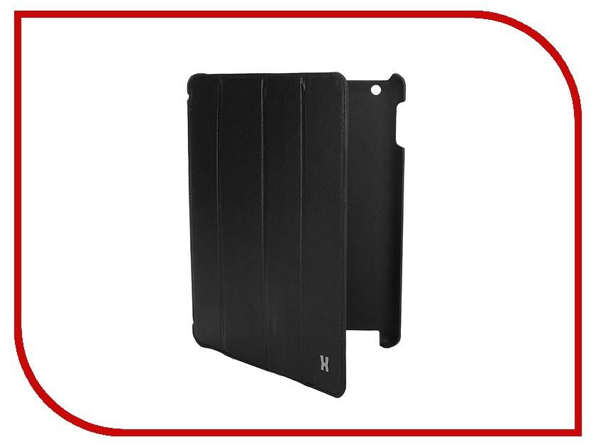��������� ����� LuxCase Premium ��� iPad 2/3/4 �������� ���� Black 10361