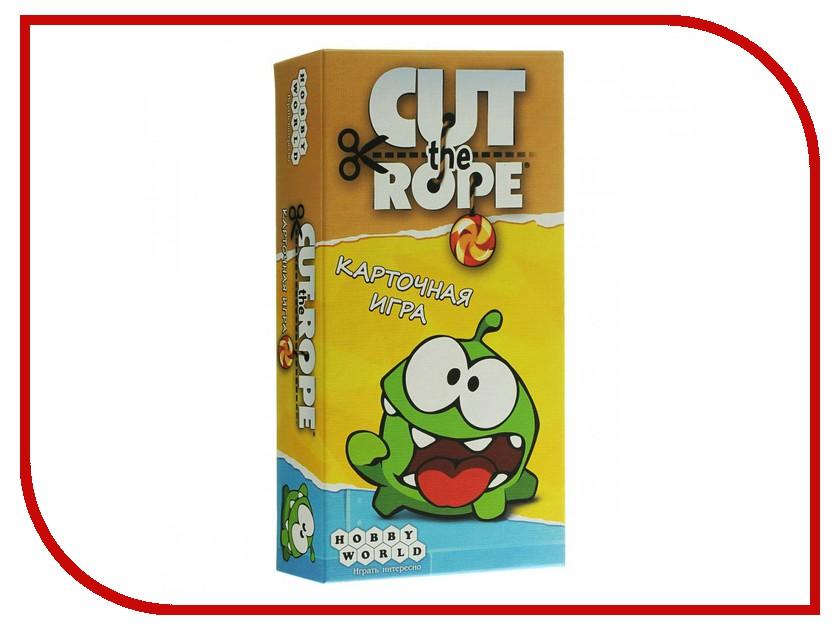 Настольная игра Hobby World Cut the Rope 1257<br>
