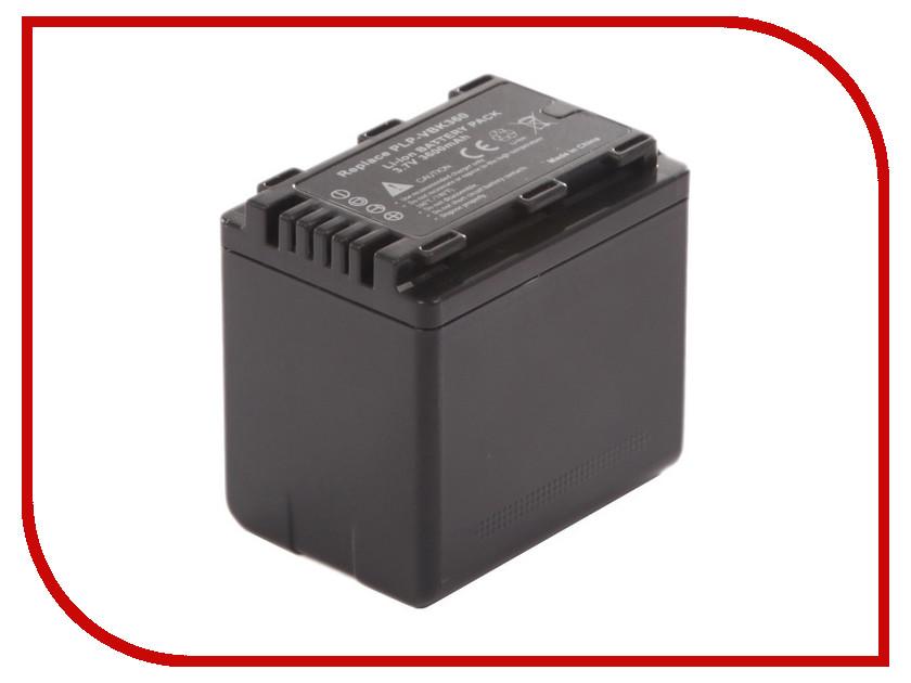 Аккумулятор DigiCare PLP-VBK360 аксессуар крепление на голову digicare gpm 221