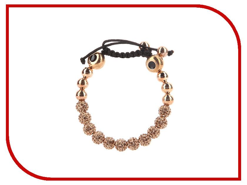Браслет Energy-Armor Gold Shambala Style Bracelet