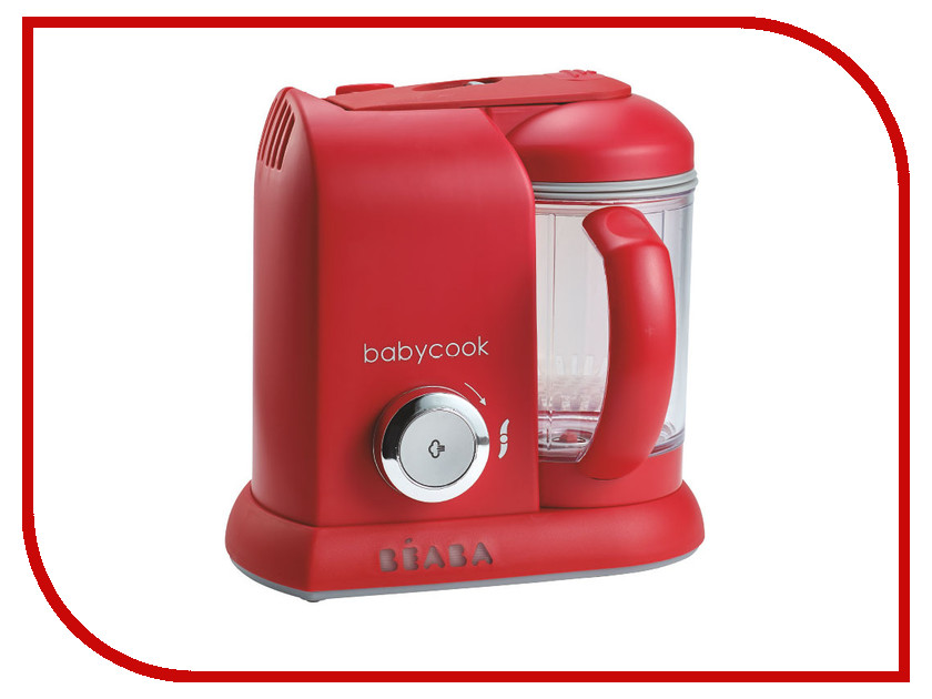 ��������� Beaba Babycook Solo Red 912422