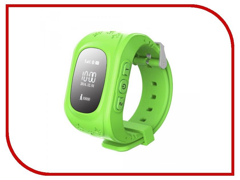 Умные часы Кнопка жизни К911 Green