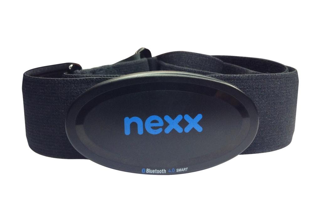 Пульсометр NEXX SP-HRM-02 Black<br>
