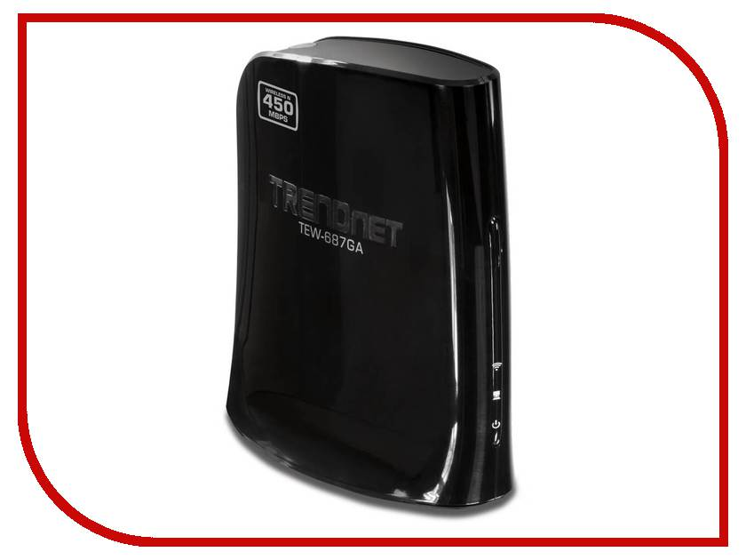 Wi-Fi адаптер TRENDnet TEW-687GA<br>