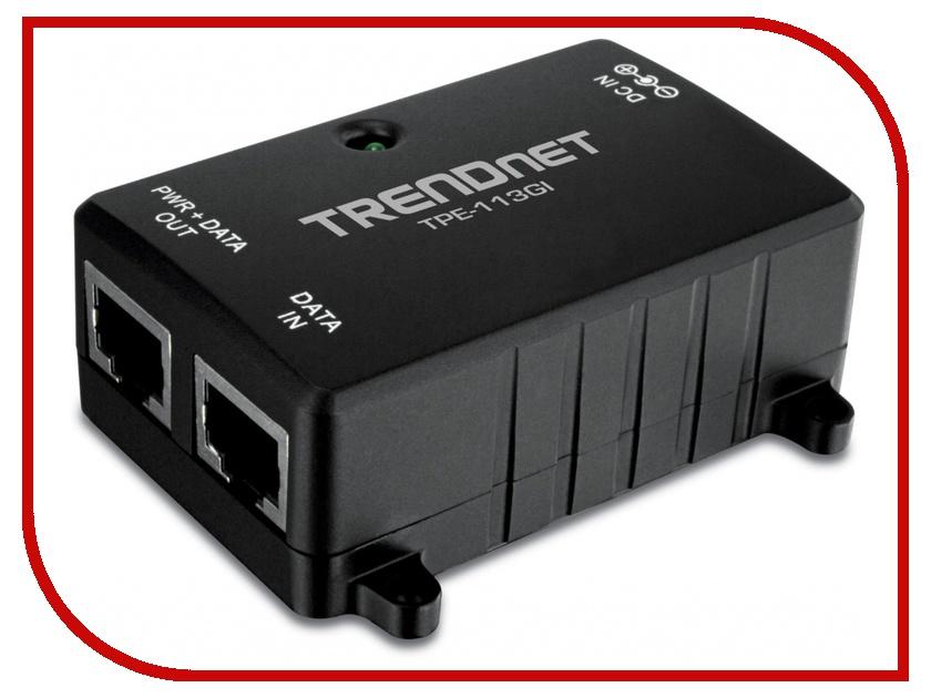 цены  Инжектор TRENDnet TPE-113GI