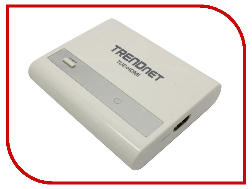 Аксессуар TRENDnet TU2-HDMI USB2.0 to HDMI Adapter